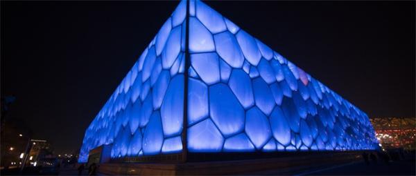 大换脸!北京水立方将变身冰立方 3周时间完成一系列复杂系统工程
