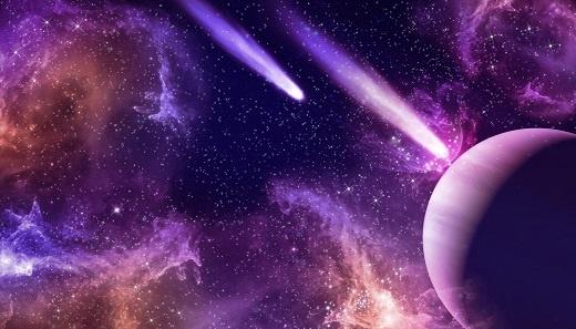 """期待!十月天龙座流星雨8日光临地球 速度""""慢腾腾""""仅20千米/秒"""