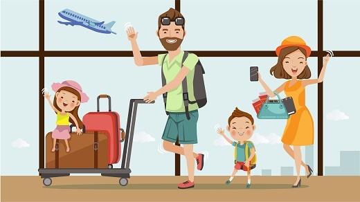 你去哪儿了?国庆前7天超6亿人次出游 旅游收入超4500亿元