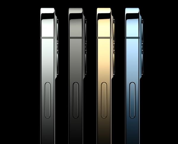 应有尽有!iPhone12五种颜色:绿色比暗夜绿更浅 蓝色或成热门