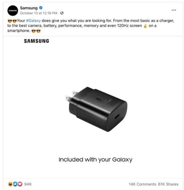 遭三星小米暗讽!苹果回应不配耳机和充电器:用户已经有很多了