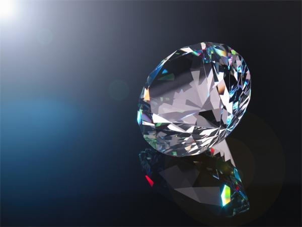 月产200克拉!英国公司称研发出空气钻石 直接从大气中捕获二氧化碳
