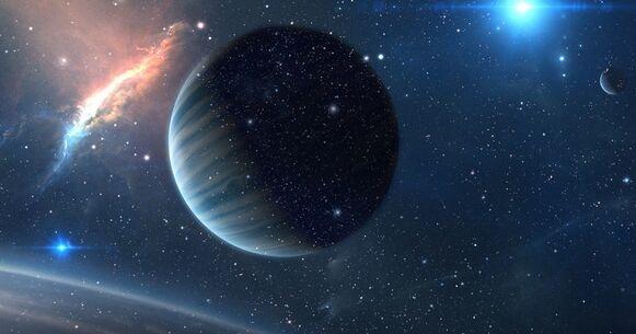 潜伏在宇宙中的暗物质从何而来?新理论认为或由宇宙气泡形成