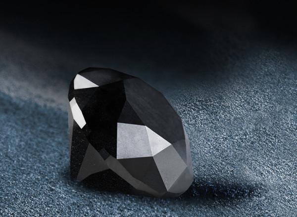 中国首秀!88克拉超级黑钻现身上海进博会,价值约2.5亿全球仅5颗