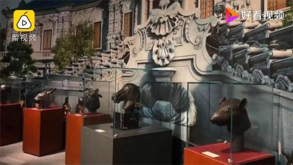 """结束百年漂泊!马首铜像将回到圆明园 年内完成""""故地首展"""""""