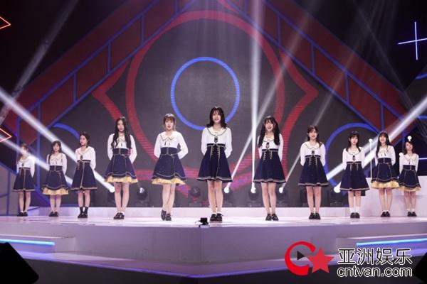 team nii的成员,次世代小偶像江真仪一直以亮眼的歌唱实力和活泼可爱