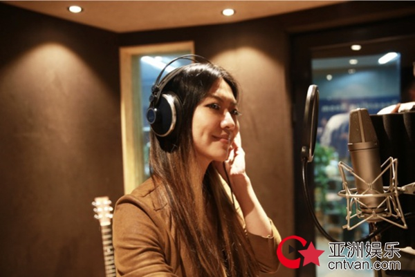 实力歌手涵子为广播剧演唱新曲《灼沙》