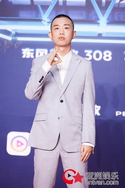 GAI周延获亚洲新歌榜荣誉 坦言奖项属于所有为中文说唱努力的音乐人
