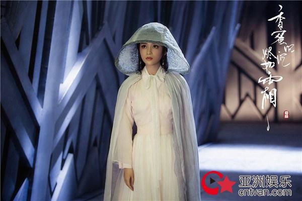 《香蜜沉沉烬如霜》获江苏卫视2018收视剧王 杨紫拒绝邓伦迎高潮
