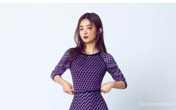 赵丽颖男朋友是冯绍峰? 扒一扒颖宝的择偶标准