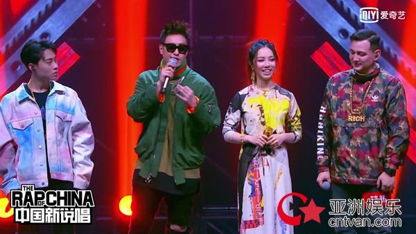 《中国新说唱》制作人新歌首秀花式应援 神秘嘉宾惊喜加盟音乐盛会