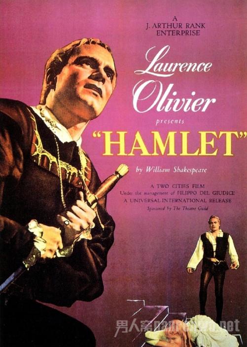《哈姆雷特》经典台词 劳伦斯・奥利弗版王子复