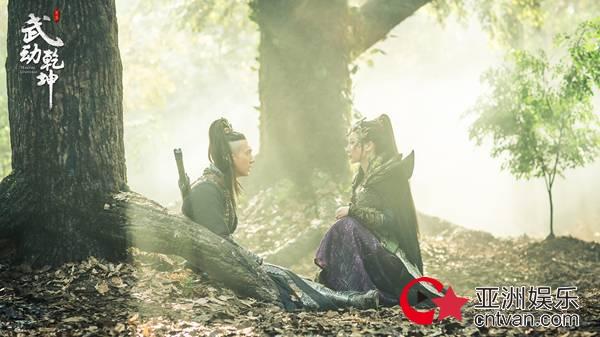 """电视剧《武动乾坤》第二季10月回归 柳岩""""很忙""""一人分饰两角"""