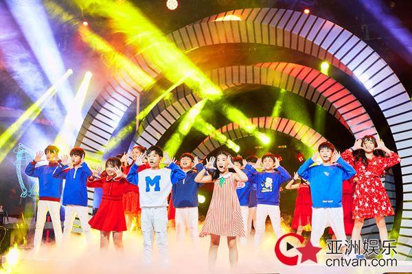 Y星人儿歌作品再获嘉赞 《中国新声代》主题曲惊艳梦想舞台