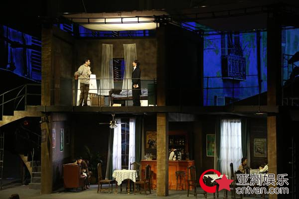 《一本好书》今晚开播 看赵立新黄维德上演极致情感冲突