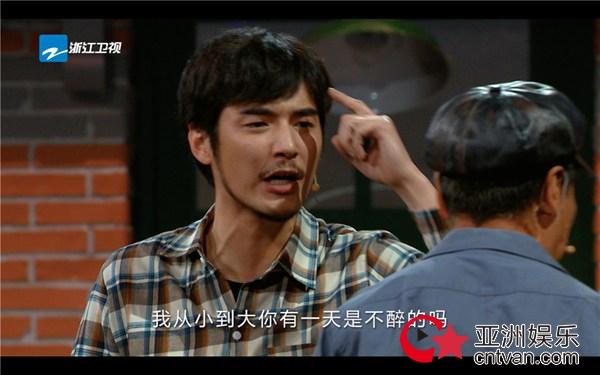 """""""王牌参谋官""""谢娜、沈腾惊喜助阵  《我就是演员》导师分组赛竟让章子怡有""""割肤之痛""""?"""