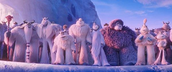 《雪怪大冒险》最新预告笑出猪叫 网友:电影有笑有泪像坐过山车