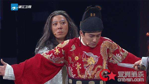章子怡、徐峥再掀抢人大战 《我就是演员》导师分组激烈对抗本周继续