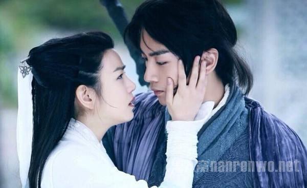 陈妍希陈晓同框拍摄婚纱照 陈妍希陈晓感情现状如何?