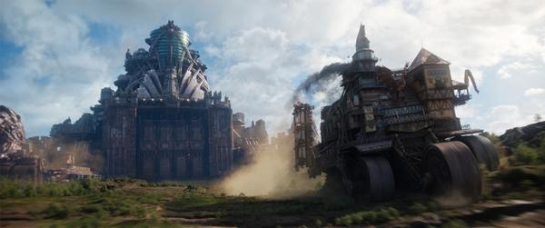《掠食城市》彼得·杰克逊再造奇观