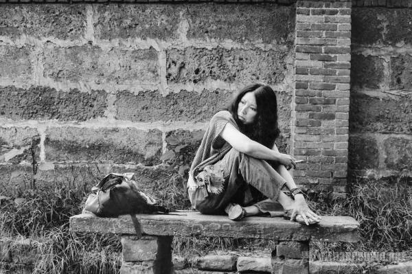 三毛的经典语录:我笑,便面如春花,定是能感
