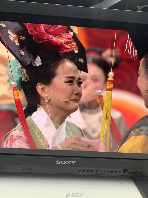 童年回忆杀!还珠老佛爷晴儿皇阿玛令妃重聚画面引泪奔