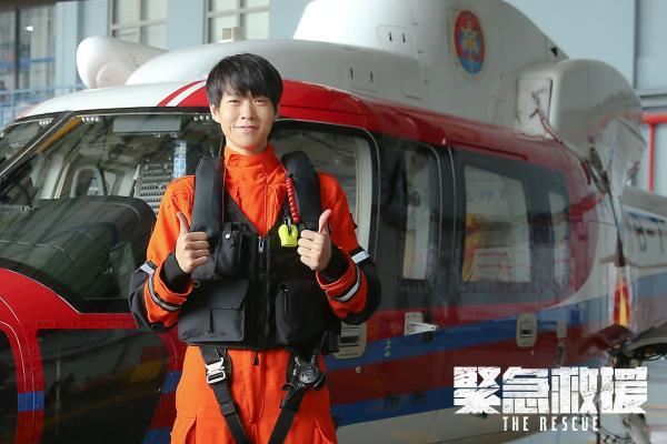 媒体首度探班《紧急救援》拍摄现场 林超贤携史上最飒救援队华丽亮相