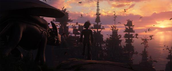《驯龙高手3》曝光终极预告 十年成长故事大结局上演