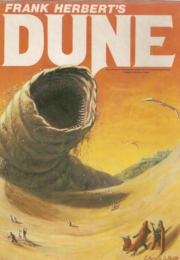 科幻史诗巨制《沙丘》正式开机