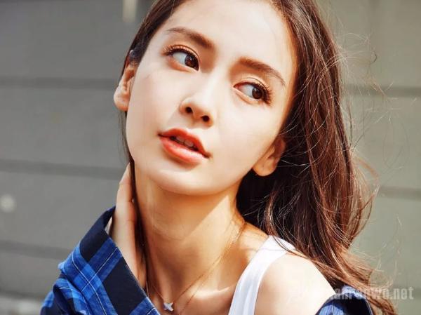 Angelababy喜提美国版Vogue 第一获此荣耀的中国明星