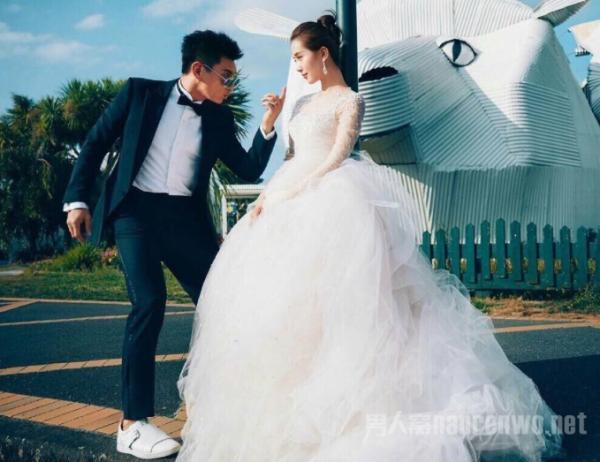 有关爱情的唯美句子 就在吴奇隆刘诗诗的爱情里