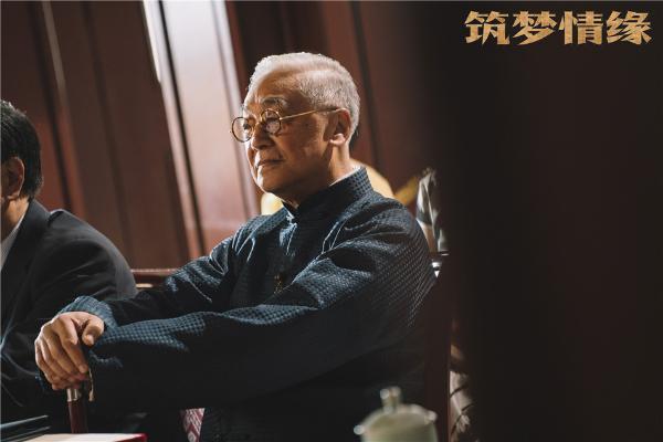 霍建华杨幂《筑梦情缘》热播 励志热血内核彰显时代正能量