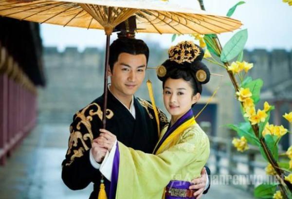 赵丽颖主演的陆贞传奇的经典台词 就是她人生的