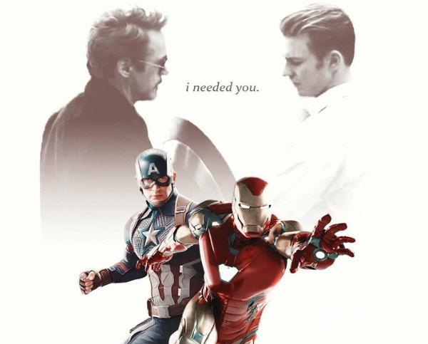 钢铁侠为美队庆生 相爱相杀的一对 现实中关系有多好?