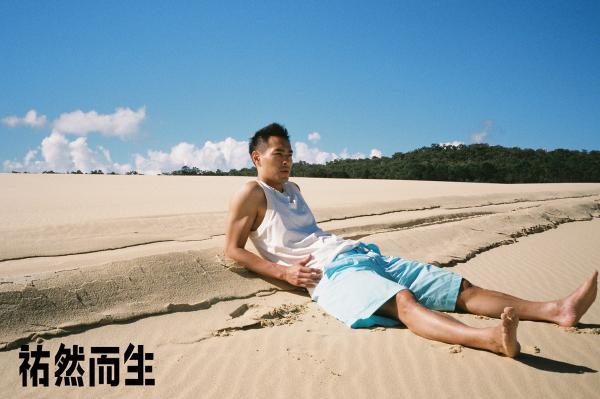 杨祐宁生日发大片 海洋之子推行环保概念