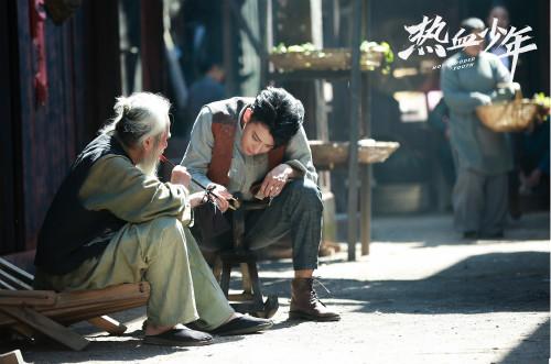 """黄子韬""""越狱成功"""" 《热血少年》开启新篇章"""