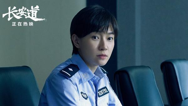 焦俊艳60秒死心演技引观众爆哭 网友为电影《长安道》票房鸣不平