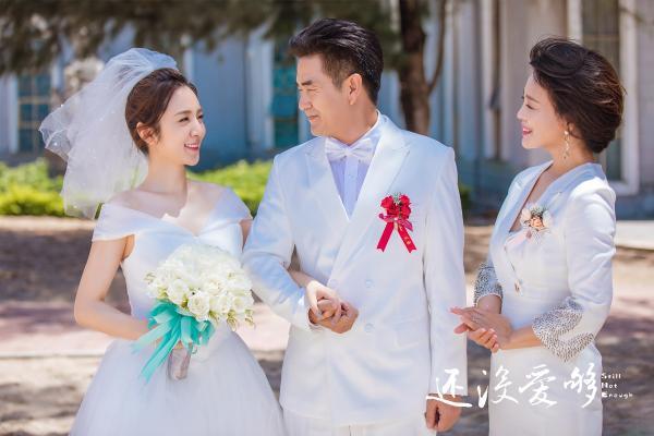 韩庚王晓晨《还没爱够》今日开播 聚焦当代都市年轻人婚恋观