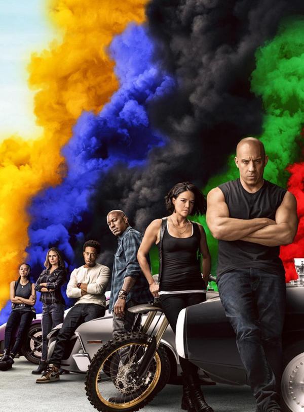 因新冠疫情环球新片《速度与激情9》推迟上映