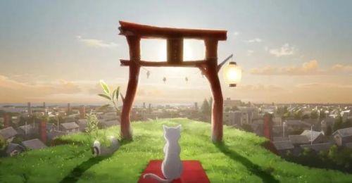 日本动画电影《想哭的我戴上了猫的面具》主题曲MV公开