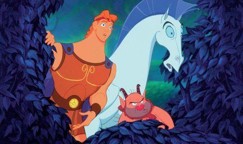 迪士尼将把动画《大力士》改编成真人电影