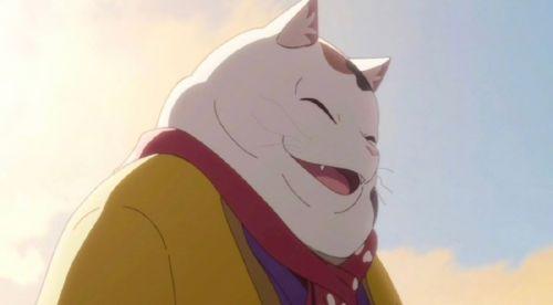 动画《想哭的我戴上了猫的面具》发布人物角色图