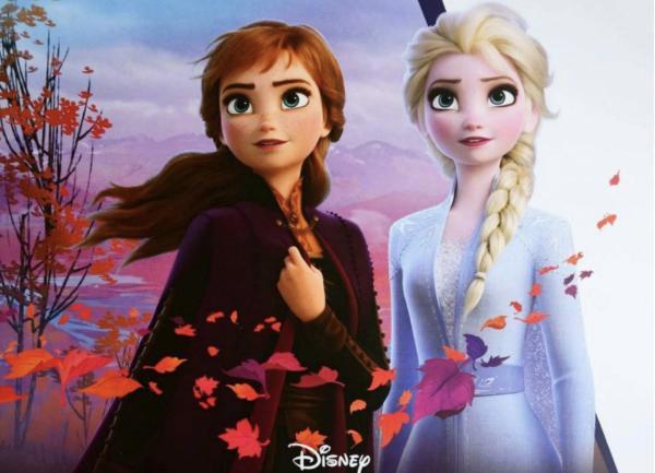 动画电影《冰雪奇缘2》:孩子的成长都是一次大冒险!