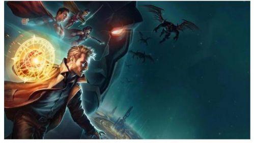 华纳DC推出第15部动画电影《黑暗正义联盟:天启星战争》