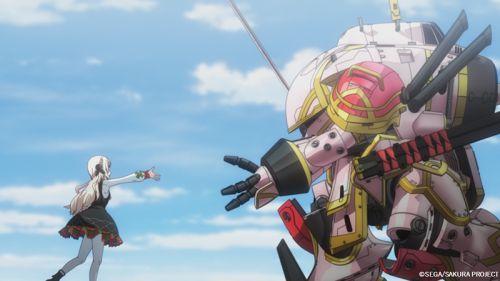 《新樱花大战》TV动画第9话剧情和预告公开