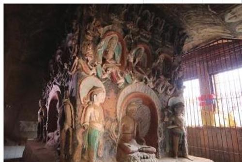 纪录片《中国石窟走廊》拼接起沉寂在历史尘埃中的文明...