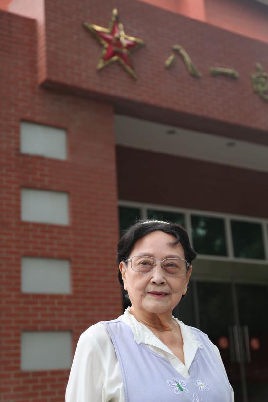著名演员王晓棠悼念于蓝:她是中国电影界的骄傲