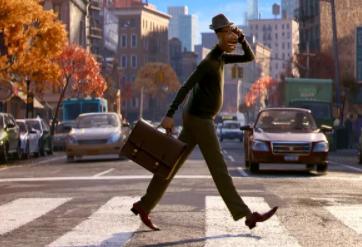 皮克斯新动画电影《心灵奇旅》发布最新预告
