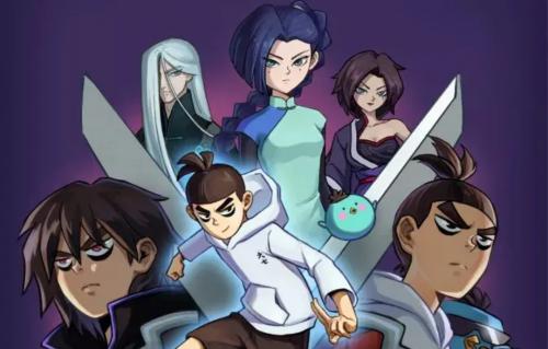 《刺客伍六七》动画电影预计在2022年上线