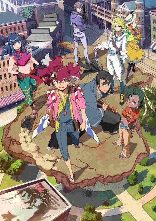 TV动画《天晴烂漫!》将于7月3日起从第一话开始重新播出
